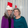 December 24, 2013:  My mom and I being silly this year.