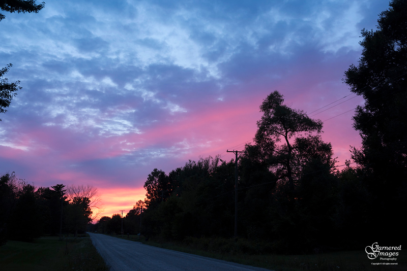 September 6, 2018:  Country road, take me home....