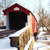 Van Sant Covered Bridge Photograph