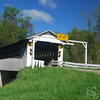 Root Rd Covered Bridge Photograph