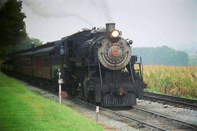 Landscape Train Picture