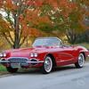 1956 Chevrolet Corvette Convertible Coupe Car Picture