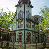 Cape May  Historic District New Jersey Victorian Charm Old House Picture