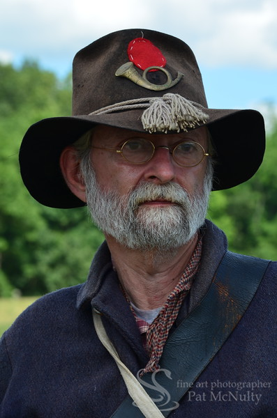 South Confederate Soldier Picture