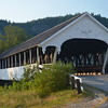 Stark New Hampshire  Covered Bridge Picture