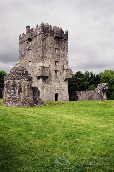 Castle Aughnanure Photograph