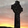 Landscape Celtic Cross Picture
