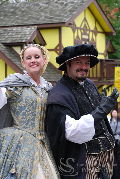 Knight and His Lady Picture