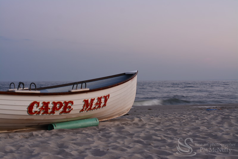 Cape May  Victorian Beach Shore Picture