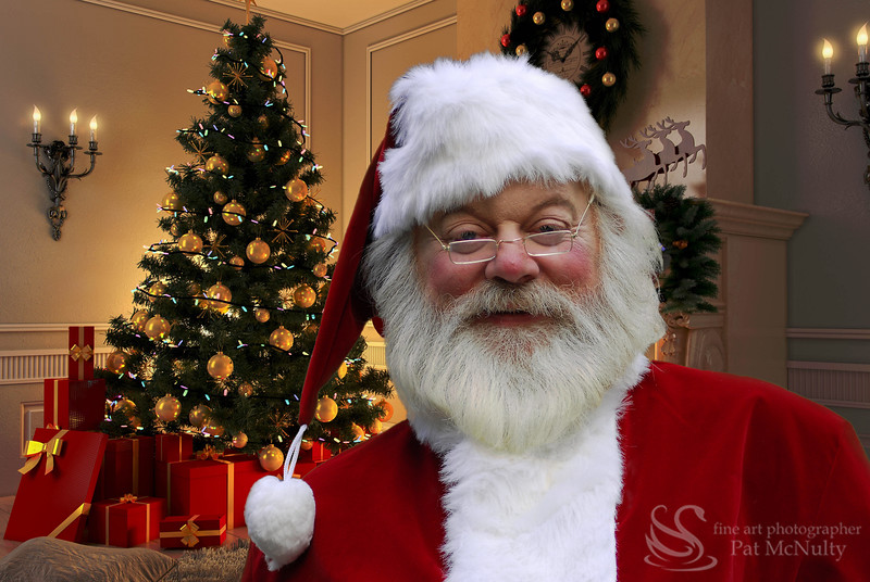 Santa Claus  Christmas Photograph