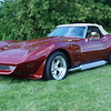 1973 Corvette Convertible Car Picture