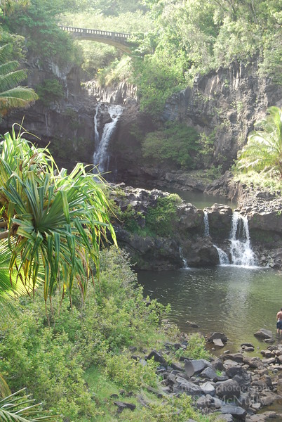 Seven Sacred Pools Picture