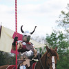 Knight on Horse Photo