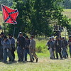 South Confederate Civil War Battalion Soldiers Picture