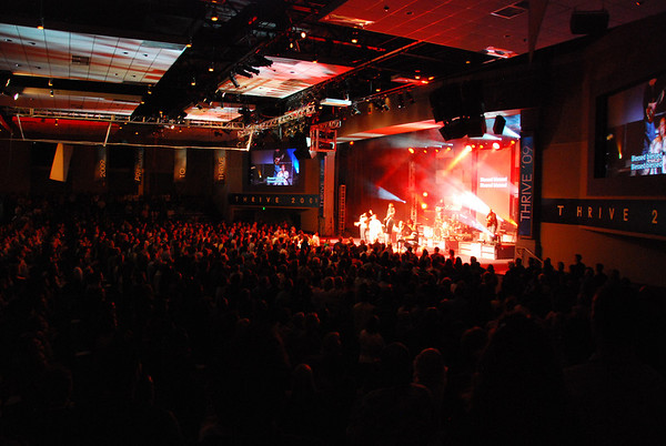 2009.05.01 Fri<br /> <br /> Bayside Church- Thrive Conference 09. What a Blast This was!