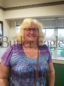 Wendy Graham bought Roebling Park in Saxonburg Aug. 1, 2018. Tanner Cole/Butler Eagle