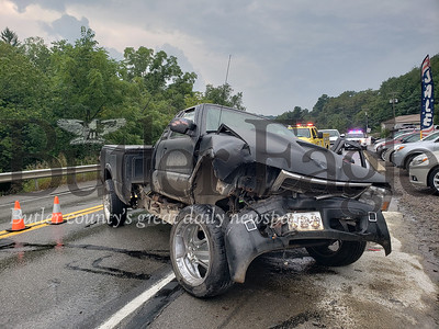 Evans City Road Crash