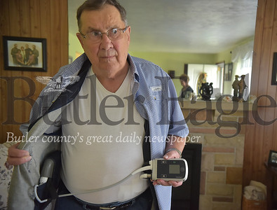48744 George Rock has an LVAD heart pump