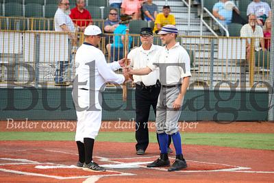 58737 - Vintage Baseball - Butler Barons vs Pittsburgh Ironsides