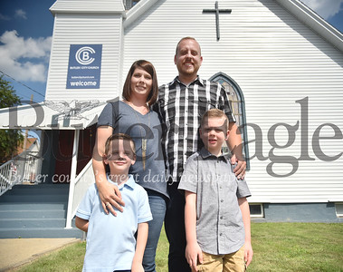 74611 Brandon Petras new pastor at Butler City Church