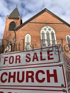 Photo by J.W. Johnson Jr.Mars Borough Council will consider purchasing the former Dutilh United Methodist Church.