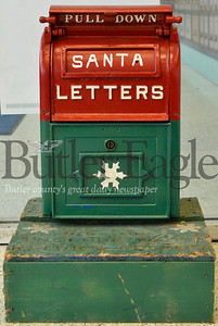 Butler's post office hosts a special mailbox for letters to the North Pole. Tanner Cole/Butler Eagle