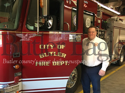 Butler Fire Chief Christopher Switala