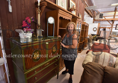 97822 Firehouse furniture Nonprofit sells furniture from old Valencia firehouse