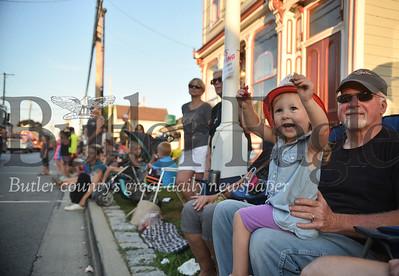 45867 Saxonburg Fireman's  parade