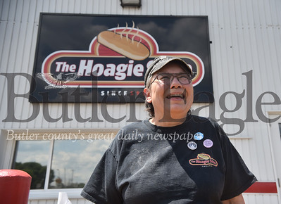 23519 Shirley Swory has worked at the Hoagie shop for 50 years in Butler twp