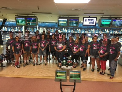 2017 Riding for the Cure Bowl-a-thon