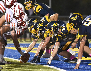 65875 Mars vs North Hills in a WPIAL  class 5A Northern Conference game at Mars
