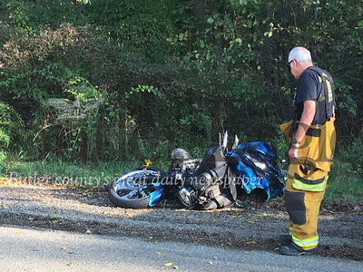 "422 motorcycle crash""."