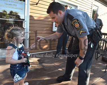 27704 Coffee with a Cop at Pennie's Bake Shop & Expresso Bar