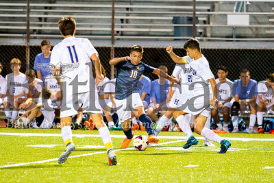 48961 - Mars vs Hampton Boys Soccer