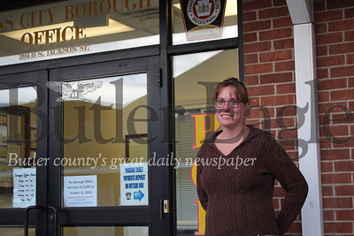 Evans City Councilwoman Shelley Natali has made it her mission to expose what she claims are problems plaguing the Evans City/Seven Fields Police Department and leaving the borough open to legal liability.