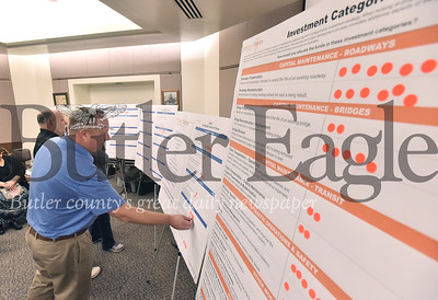 75853 Butler  county is holding a public open house to get opinions on development and transportation at Government center