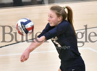 23942 Knoch vs Kiski WPIAL Class 3A Girls Volleyball quarterfinals at North Allegheny high school