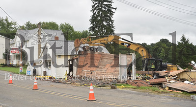 72192 The old Herman Mini mart was torn down