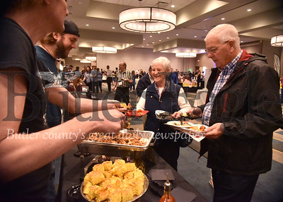 2018 Taste of Cranberry & Beyond at Doubletree by Hilton Cranberry