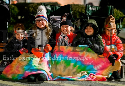 SAXONBURG HOLIDAY PARADE