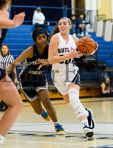 BUTLER VS FRANKLIN GIRLS BASKETBALL