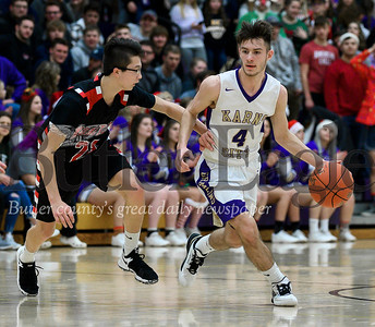 MONITEAU VS KARNS CITY BASKETBALL