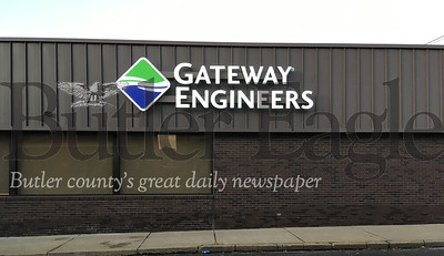Gateway Engineers' new office on West Brady Street in Butler.