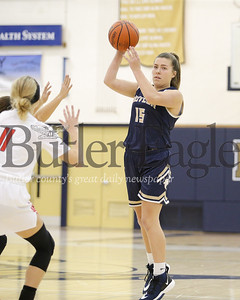 Butler vs Mohawk Girls Basketball