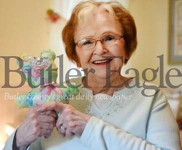 Harold Aughton/Butler Eagle: Dottie Slumers
