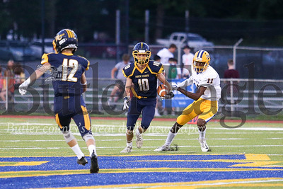 Mars vs West Mifflin Football