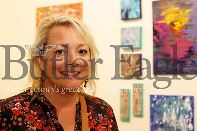 Holly Fox Croll, one of the Butler Arts Center's feature artists for this upcoming exhibit. Seb Foltz/Butler