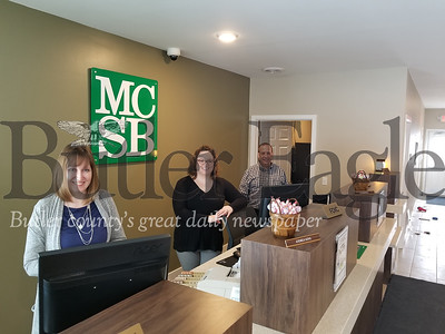 After a quiet opening in January, Mercer County State Bank, 549 S. Main St., will host a grand opening Tuesday.