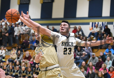 29492 Knoch vs Freeport Boys basketball game at Knoch High school